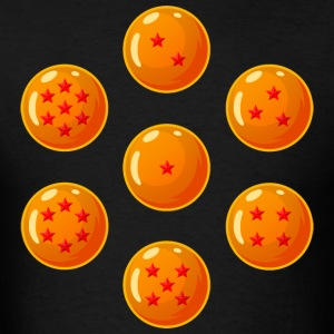 (DB) Dragonballs All+ T-Shirts - Men's T-Shirt