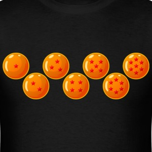 (DB) Dragonballs ZZ+ T-Shirts - Men's T-Shirt