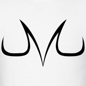 (DB) Majin Black+ T-Shirts - Men's T-Shirt