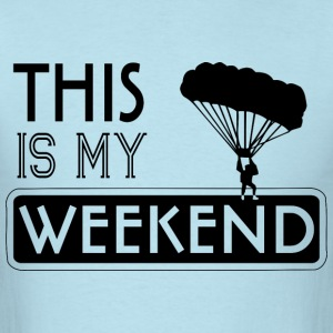 Weekend Paraglider T-Shirt - Men's T-Shirt