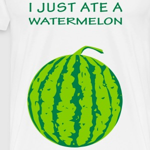 (watermelon_big) T-Shirts - Men's Premium T-Shirt