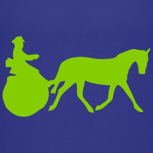 horse hitch tradition 2 Kids' Shirts - Kids' Premium T-Shirt