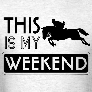Weekend Show Jumper - Men's T-Shirt