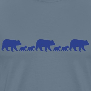 Bears T-Shirts - Men's Premium T-Shirt