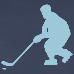 inline skating hockey figure 2 1 T-Shirts - Women's Premium T-Shirt