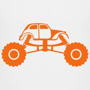 monster truck 10123 Kids' Shirts - Kids' Premium T-Shirt