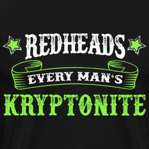 MEN'S KRYPTONITE T-Shirts - Men's Premium T-Shirt