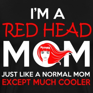 RED HEAD MOM T-Shirts - Men's Premium T-Shirt