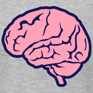human brain 58 T-Shirts - Men's T-Shirt by American Apparel