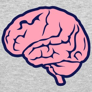 human brain 58 Long Sleeve Shirts - Crewneck Sweatshirt