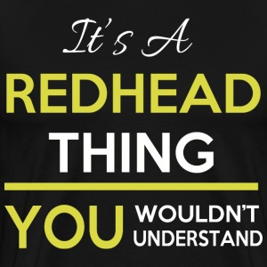 REDHEAD THING T-Shirts - Men's Premium T-Shirt