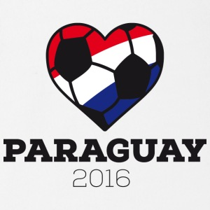 Paraguay Fußball 2016 Baby Bodysuits - Short Sleeve Baby Bodysuit