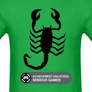 Scorpio achievement - Men's T-Shirt