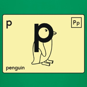 SenseAble penguin - Kids' Premium T-Shirt