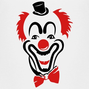 red clown nose hat bowtie Kids' Shirts - Kids' Premium T-Shirt