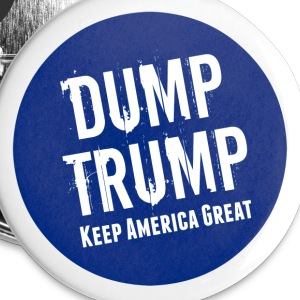 Stop Trump! - Large Buttons