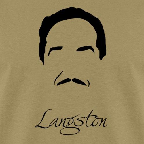 Langston Hughes Hirsute