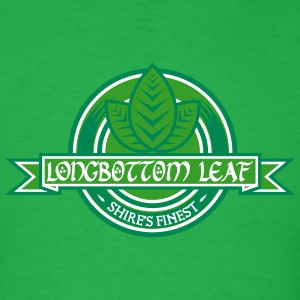 Longbottom Leaf Green - Men's T-Shirt
