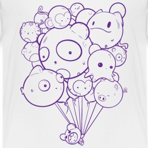Balloon Flight - Kids' Premium T-Shirt