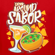 Design ~ Drinking around Sabor Tanktop