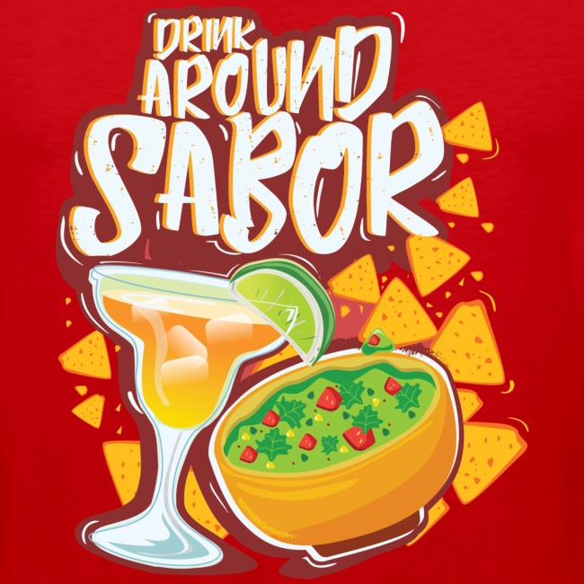 Drinking around Sabor Tanktop
