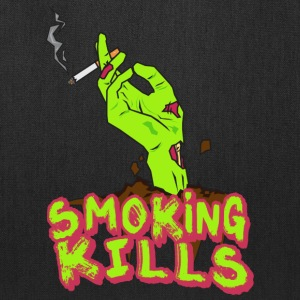 Smoking Kills Bags & backpacks - Tote Bag