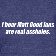 Design ~ Matt Good Fans (Indigo)