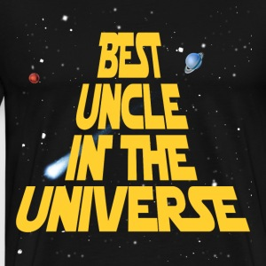 Best Uncle T-Shirts - Men's Premium T-Shirt