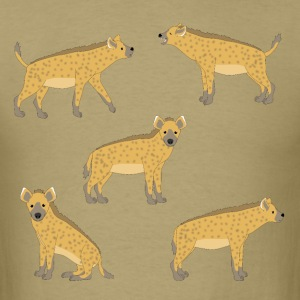 Hyenas T-Shirts - Men's T-Shirt