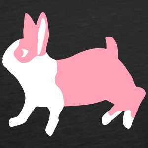 rabbit vektor Tanks - Women's Premium Tank Top