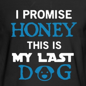 Honey and Dog Shirt - Men's Long Sleeve T-Shirt
