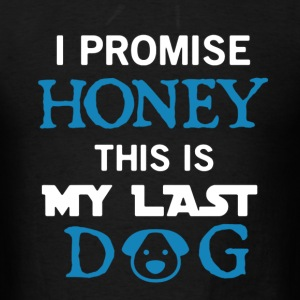 Honey and Dog Shirt - Men's T-Shirt