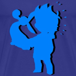 Link Minish Cap - Men's Premium T-Shirt