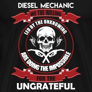 Diesel Mechanic Shirt - Men's Premium T-Shirt