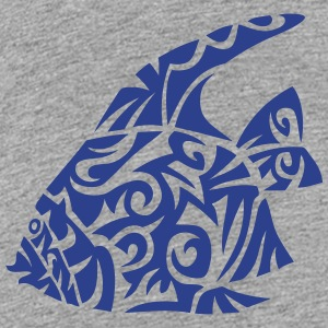 exotic fish tribal 82 Kids' Shirts - Kids' Premium T-Shirt