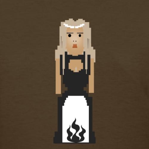 Pixels queen