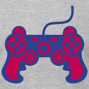 joystick lever paddle video games 1006 T-Shirts - Men's T-Shirt by American Apparel