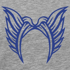 double wing 10026 T-Shirts - Men's Premium T-Shirt