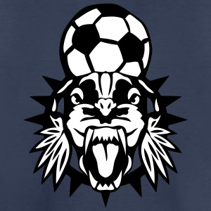wing pitbull soccer sports club logo 2_1 Kids' Shirts - Kids' Premium T-Shirt