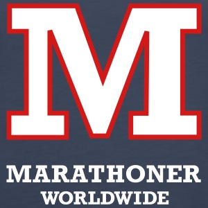 marathon Worldwide _T-Shirt - Women's Premium Tank Top