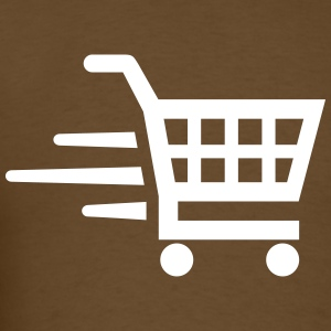 Shopping cart T-Shirts - Men's T-Shirt