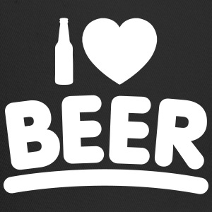 I ♥ BEER (1 Color) Sportswear - Trucker Cap