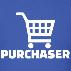 Purchaser T-Shirts - Men's T-Shirt