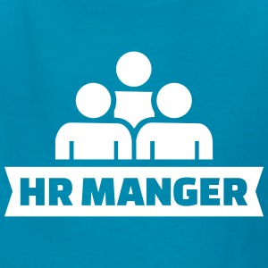 HR Manager Kids' Shirts - Kids' T-Shirt