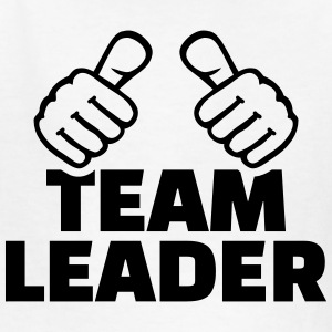 Team leader Kids' Shirts - Kids' T-Shirt