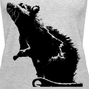 Rat - Women's Premium Tank Top