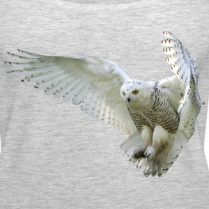 Owl Snow - Women's Premium Tank Top