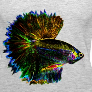 Betta Psychedelic - Women's Premium Tank Top
