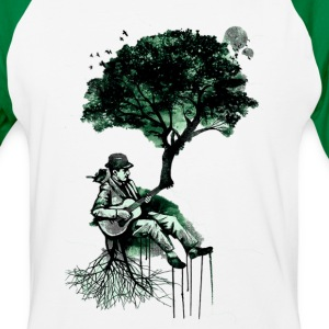 music end nature - Baseball T-Shirt