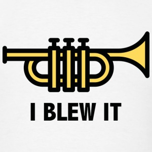 I Blew It - Men's T-Shirt